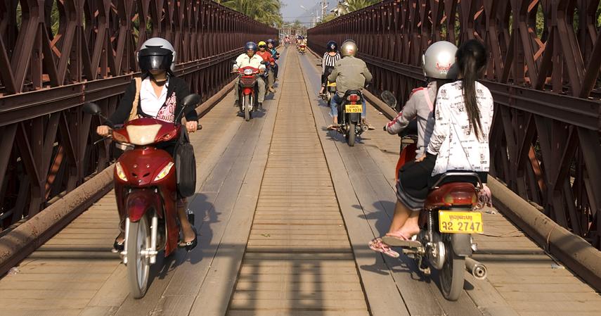 Laos, Luang Prebang