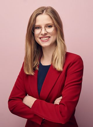 Portret Pani Psycholog
