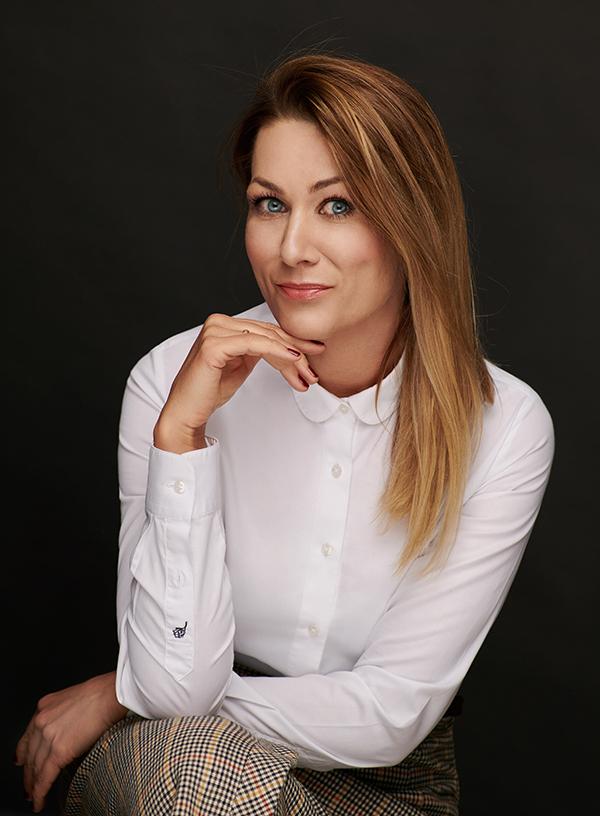 Biznesowy portret kobiety